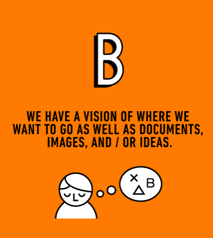 We have a vision